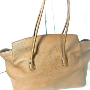 Coccinelle Large Leather Tote Handbag